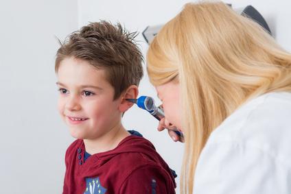 Hörstörung beim Kind