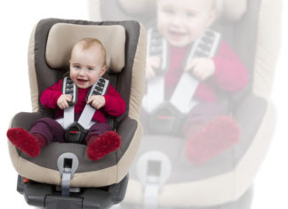 Schadstofffreier Kindersitz