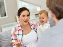 Beziehungskrisen nach der Geburt