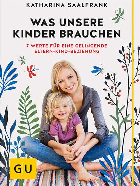 katia_saalfran_bindungsbuch Eltern-Kind-Beziehung