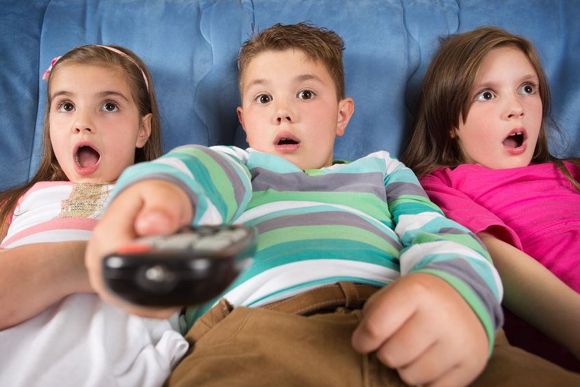 Fernsehen bei Kindern