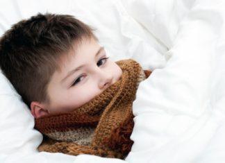 Kind ist ständig erkältet