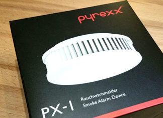 Einbau der Pyrex PX-1 Rauchmelder einfach erklärt