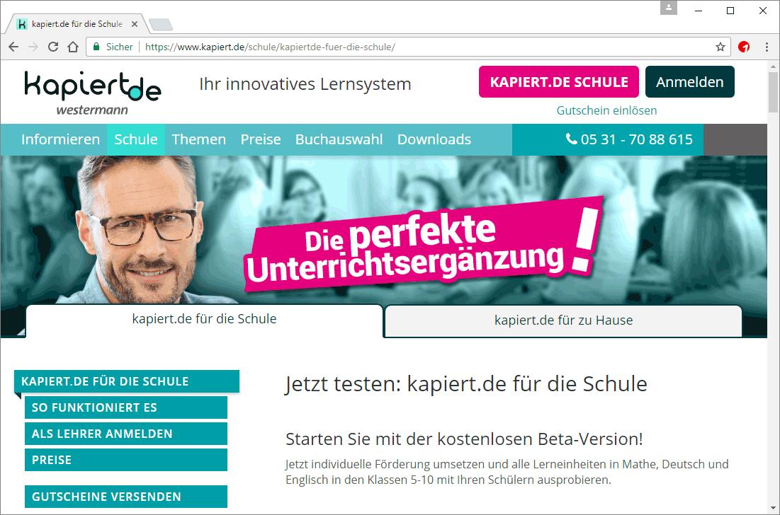 Nachilfe auf www.kapiert.de
