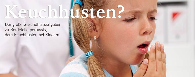 Keuchhusten bei Kindern Symptome