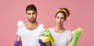 Warum Männer nicht im Haushalt helfen