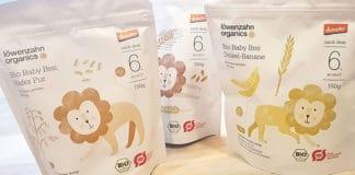 löwenzahn organics Babybrei
