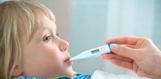 Fieber beim Kind messen, senken, Bedeutung