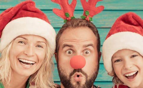 besinnliches Weihnachten mit Kindern