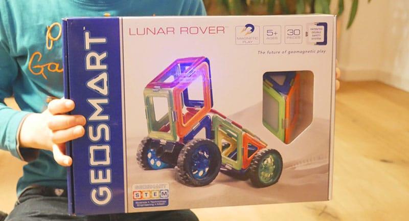 GeoSmart GeoSmart Lunar Rover