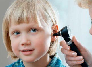 Fremdkörper im Ohr beim Kind