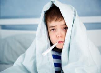 Dauer einer Erkältung bei Kindern