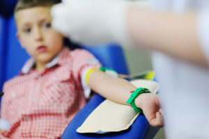 Blut abnehmen bei Kindern » Keine Angst vor Blutabnahme ...
