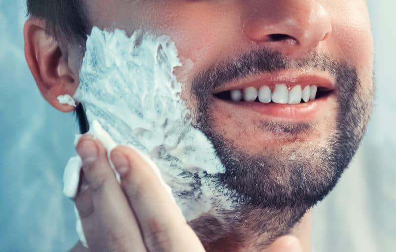 Gegen den Strich rasieren