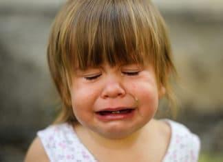 Stimmungsschwankungen bei Kindern