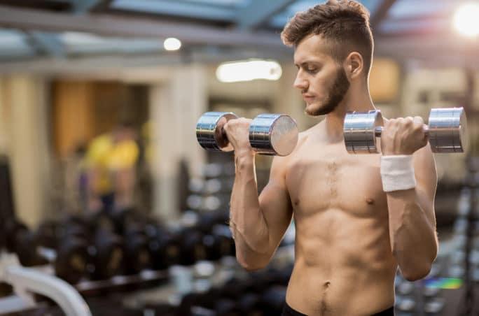 Fitnesstraining bei Erkältung