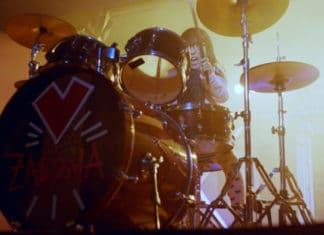OTTO Drummer Girl