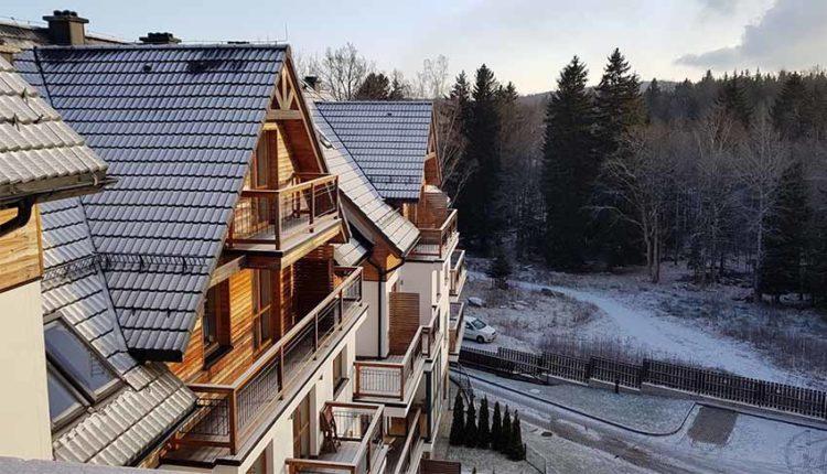 Ausblick aus dem Cristal  Resort Hotel