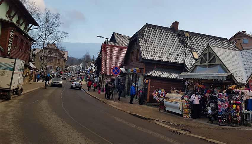 Winterurlaub in Szklarska Poreba
