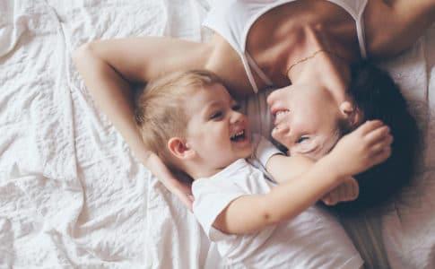 Mutter-Sohn-Beziehung