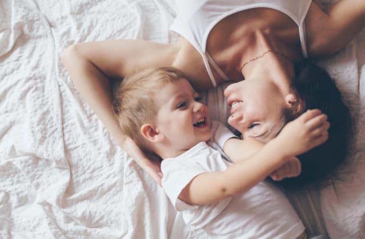 Mutter Sohn Beziehung
