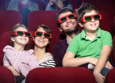Ab wann mit dem Kind ins Kino?