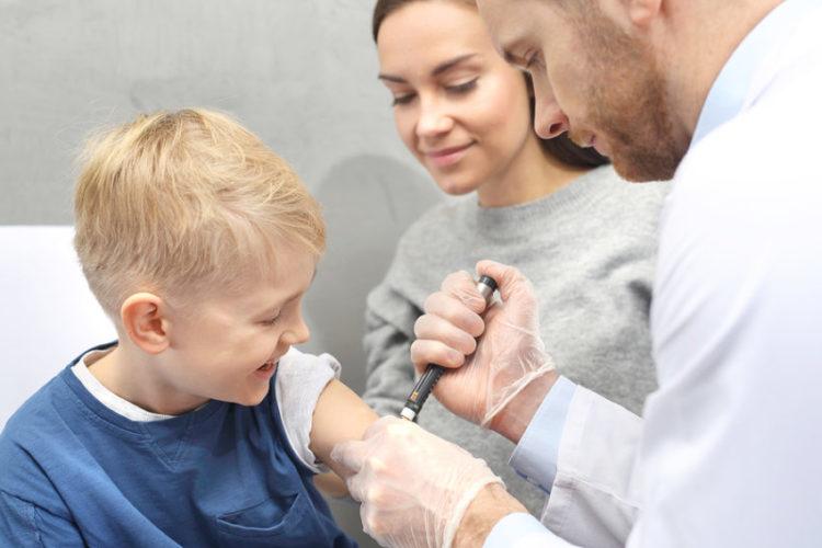 Diabetes bei Kleinkindern