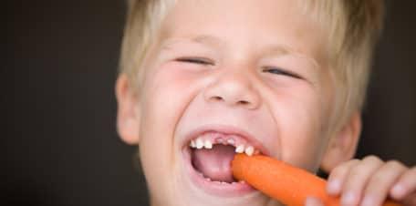 Appetitanreger für Kinder