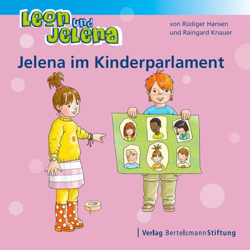 Buch: Leon und Jelena - Geschichten für Kinder