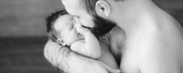 Ein guter Vater werden,
