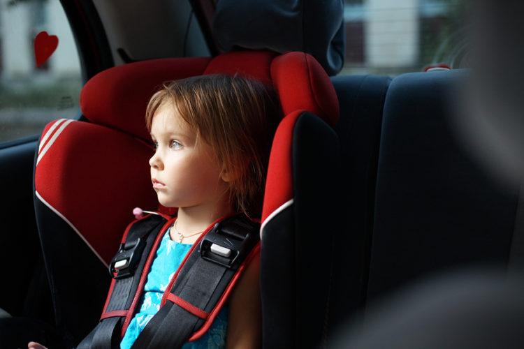 Auto-Gurtpolster für Kinder