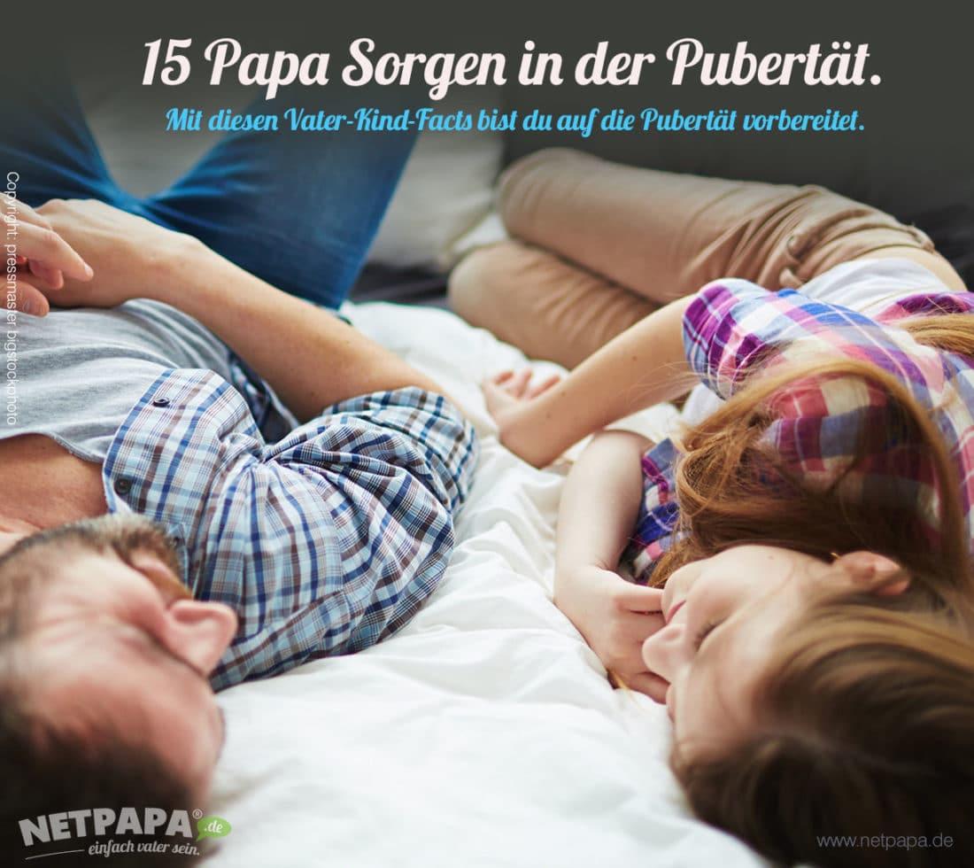15 Sorgen in der Pubertät