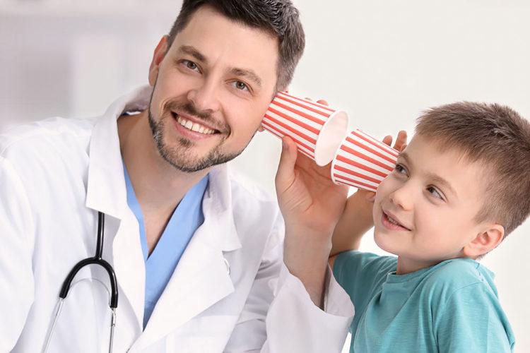 Mein Kind hat Angst vorm Kinderarzt