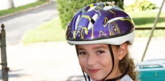 Fahrradhelm für kinder