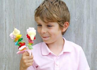 Werden Kinder durch Zucker aufgedreht