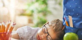 Eisenmangel bei Kindern, Ständige Müdigkleit