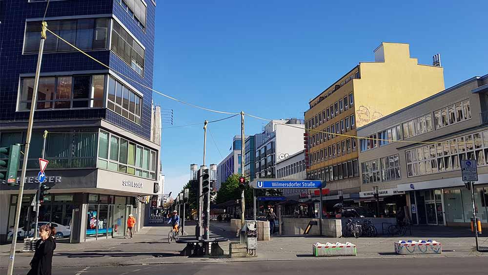 Berlin Best Western Stadtteil Charlottenburg