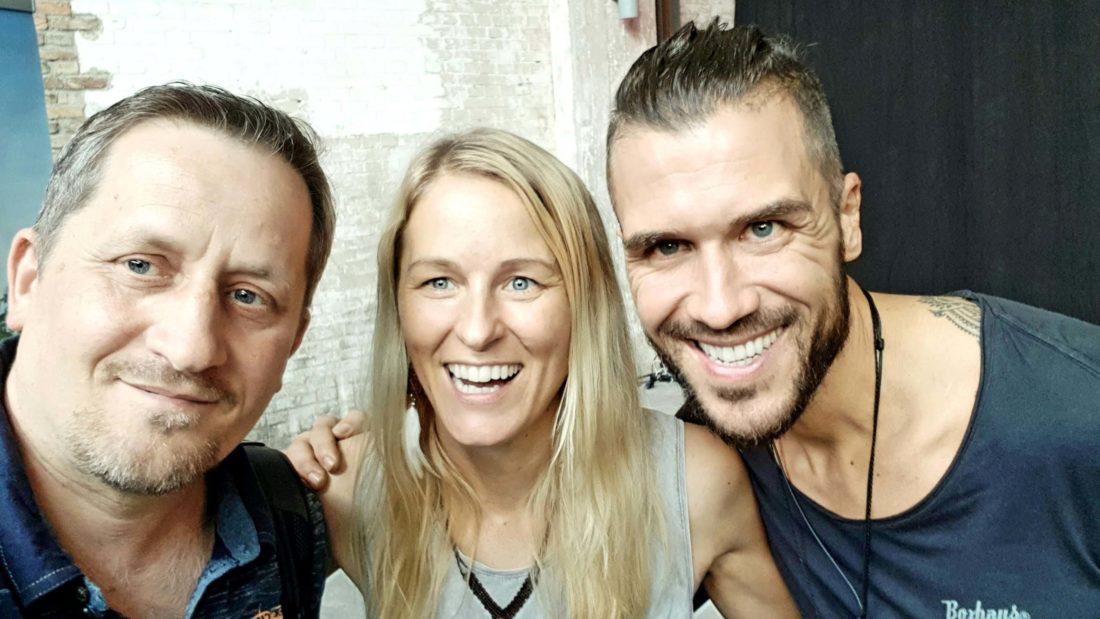 Gründer der DNX Bewegung und macher des Festivals, Felicia Hargarten & Marcus Meurer