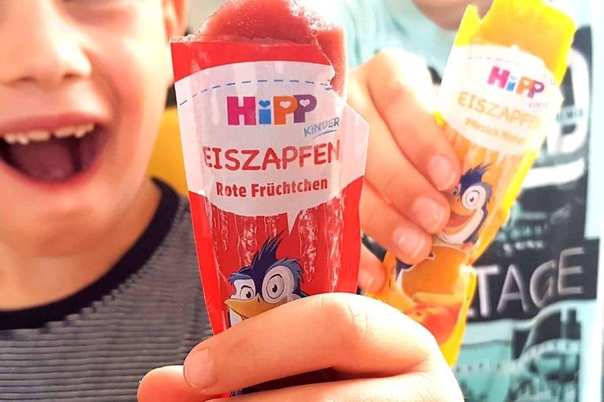 HiPP Kinderprodukte auf netpapa.de