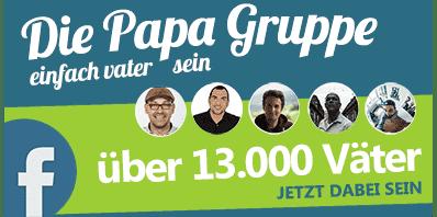 Die Papa Gruppe - Einfach Vater auf Facebook