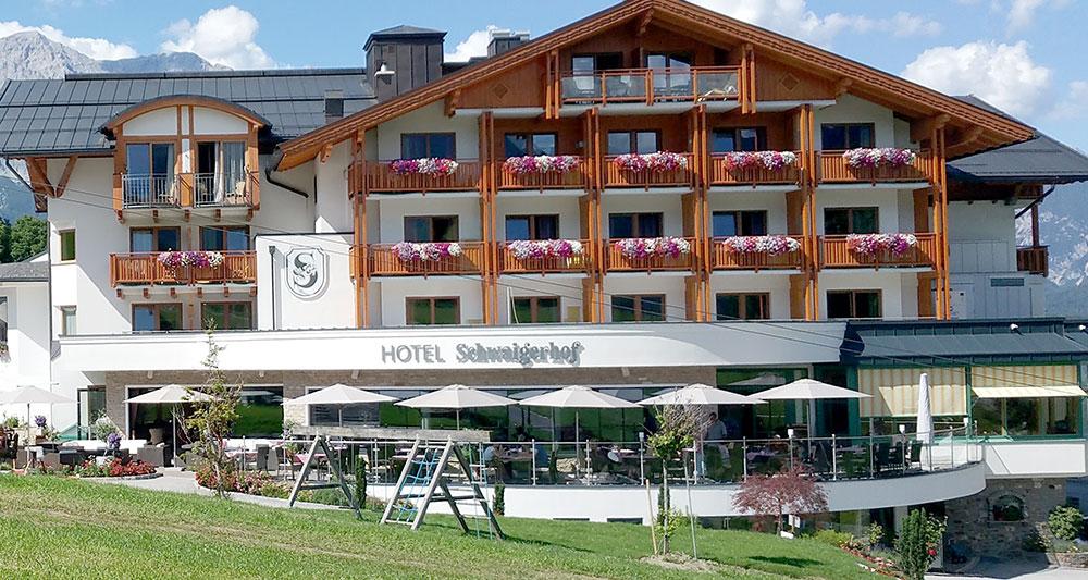 Hotel Schwaigerhof mit Kindern