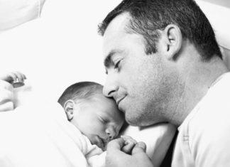 Vater werden