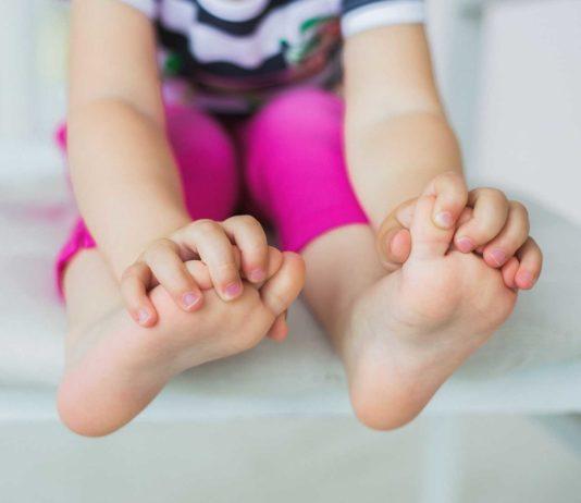 Nagelpflege was sagt der Kinderarzt