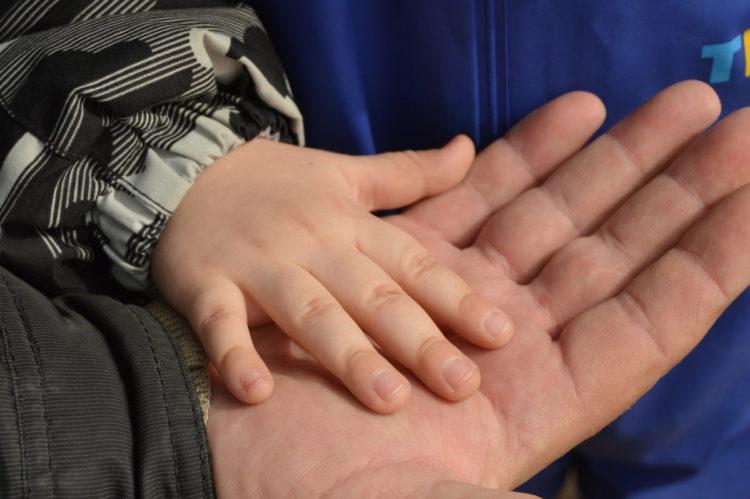 Wie oft darf ein Vater sein Kind sehen?