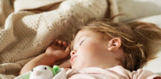 Nachts Kind trocken ohne WIndel