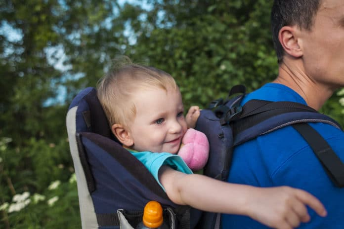 Vorteile der Babytrage