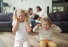 Trennung wo bleiben die Kinder