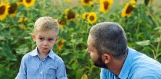 Vater Sohn Konflikt