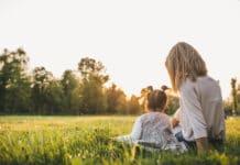 der Entwicklung von Mädchen ohne Vaterfigur