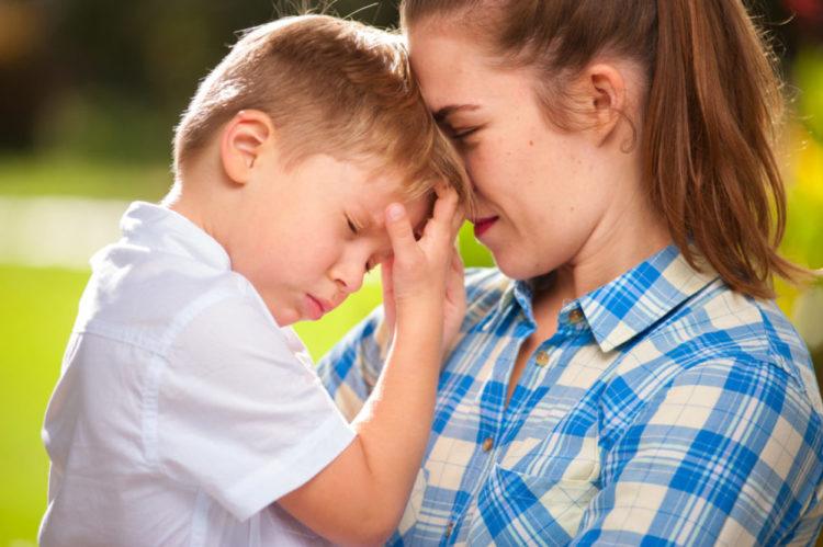 Wie entwickeln sich Jungen ohne Väter? Copyright: Vertolet bigstockphoto
